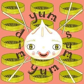 Dim Sum....Yum, Yum!!!