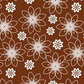 Rstylizedredbluebrownflowers_shop_thumb
