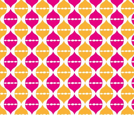 Moroccan Dreams fabric by applekaurdesigns on Spoonflower - custom fabric