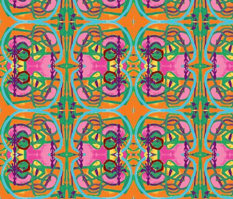 mrekulli marrakech fabric by albanianflower on Spoonflower - custom fabric