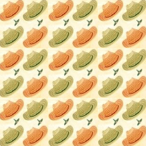 Christmas Cowboy Hats