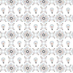 Illuminated Lightbulbs