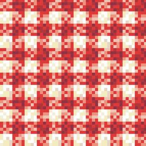 8-bit Gingham Picnic