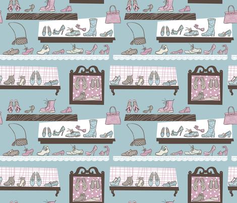 Wardrobe fabric by aliceelettrica on Spoonflower - custom fabric