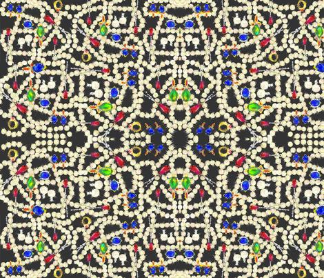 Favorite Things fabric by leslie_gardner on Spoonflower - custom fabric
