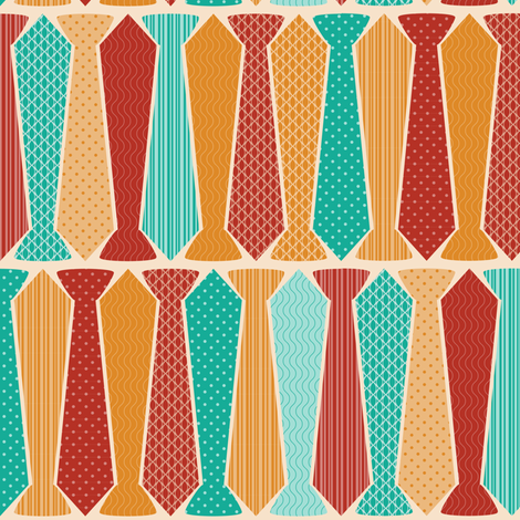 Decisions, Decisions! fabric by audsbodkin on Spoonflower - custom fabric