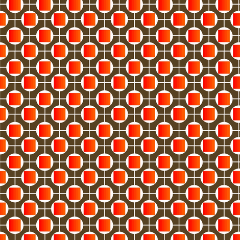 on the tiles! Carafe fabric by moirarae on Spoonflower - custom fabric
