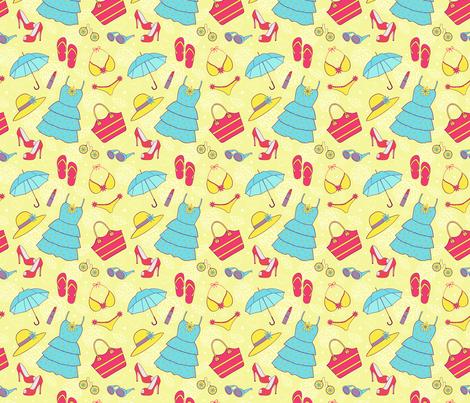 fashion fabric by kiyanochka on Spoonflower - custom fabric
