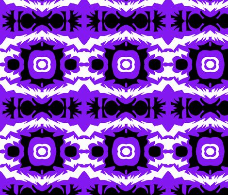 Jagged fabric by erin_mcclain_studio on Spoonflower - custom fabric