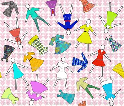 I love fashion by Su_G