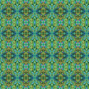 Peacock Graphic 2