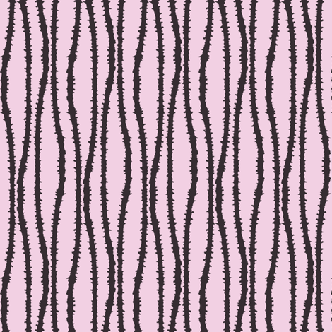 Rose vine fabric by keweenawchris on Spoonflower - custom fabric