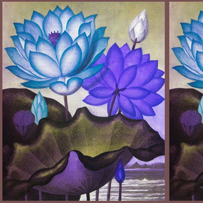 Water Lilies 1C