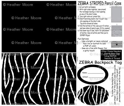 ZEBRA-pencil-case