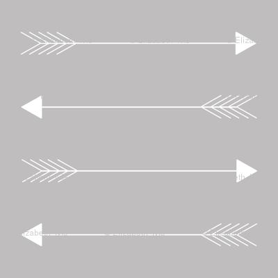gray horizon arrow