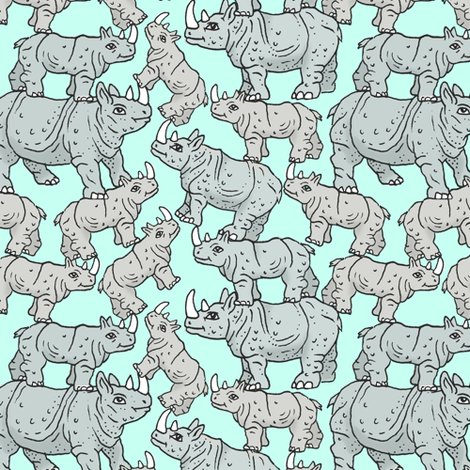 Rrrrrhino_fabric_aqua_background_shop_preview