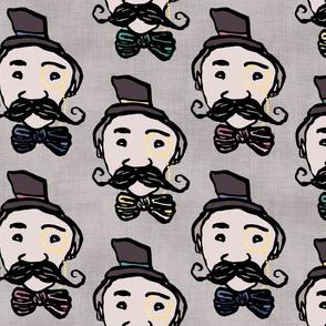 The Monocled Gentlemen