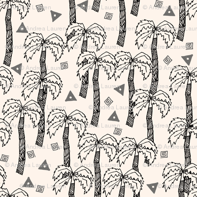 tropical // summer tropicals palm tree palms print palm print
