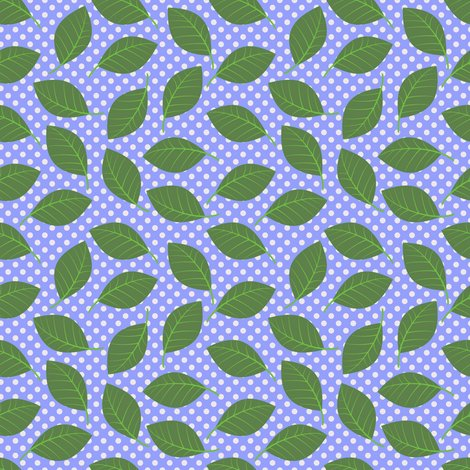 Rrrrzinnia_leaves_and_dots_on_periwinkle-02_shop_preview