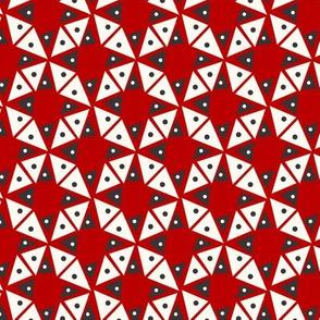 Square dancing triangulations