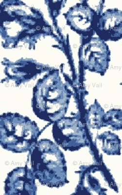 Roseleaf Blue
