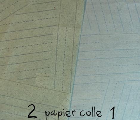 papier Colle 1