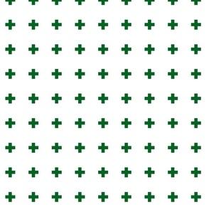 cross emerald
