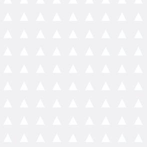 triangle invert light grey