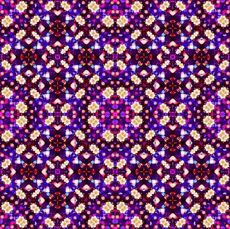 Kaleido-wheel 2 fabric by phosfene on Spoonflower - custom fabric