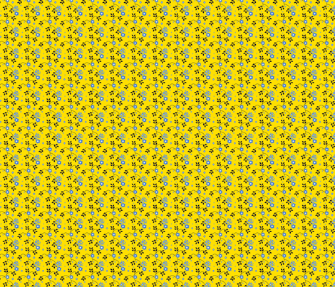 COLOURlovers fabric by clairecoloursme on Spoonflower - custom fabric