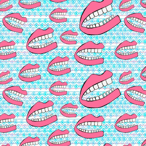 teeth Collage