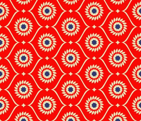 ekko_gloriosa fabric by holli_zollinger on Spoonflower - custom fabric