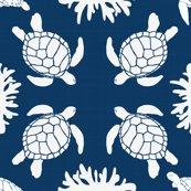 2322253_rsea_turtles_on_blue_linen-021_shop_thumb
