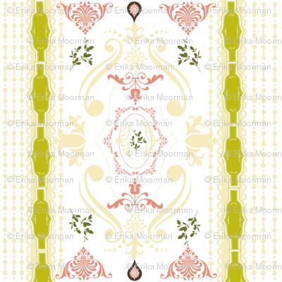 Cantonese Tapestry - lemongrass