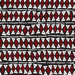 Triangluated stripes