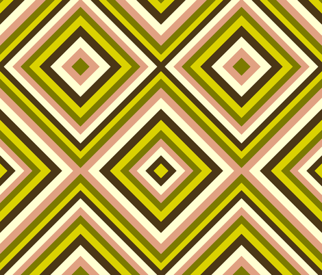 Dim Sum Harlequin fabric by whimzwhirled on Spoonflower - custom fabric