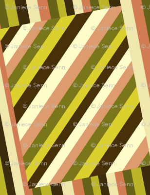 Dim Sum More Crazy Stripes