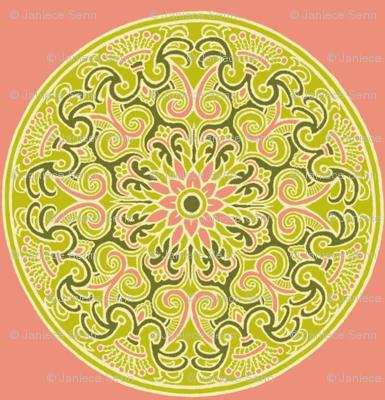 Dim Sum Flower Dots