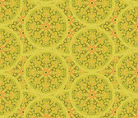 Dim Sum Ting fabric by whimzwhirled on Spoonflower - custom fabric
