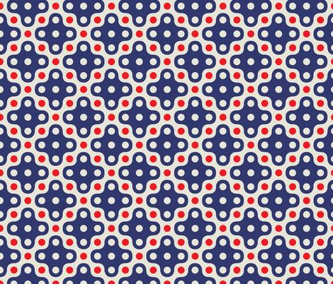 ekko_four_dot fabric by holli_zollinger on Spoonflower - custom fabric