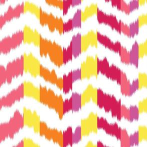 zig_zag_Mountain_stripe_Warm_colour