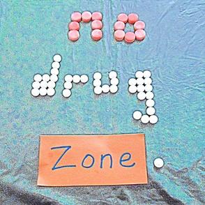 No Drug Zone