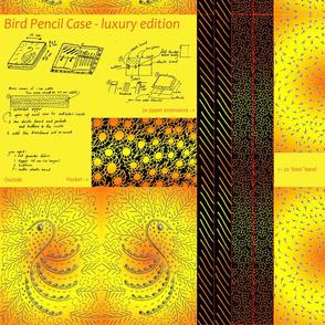 Bird Pencil Case