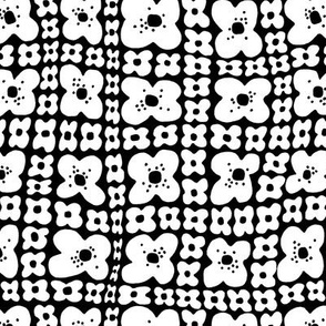 Just Flowers Squares