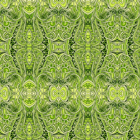 Overgrown With Moss fabric by edsel2084 on Spoonflower - custom fabric