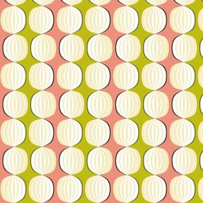 Garlic Buns - Circles