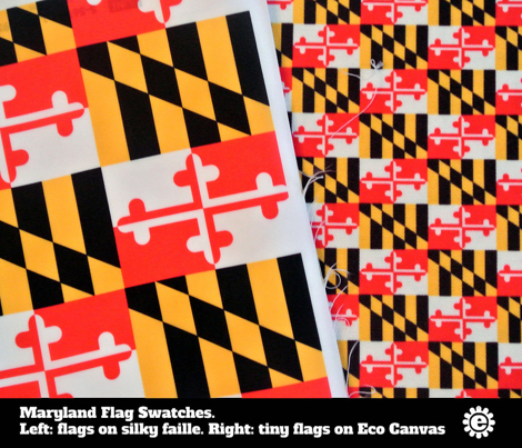 Maryland Flags