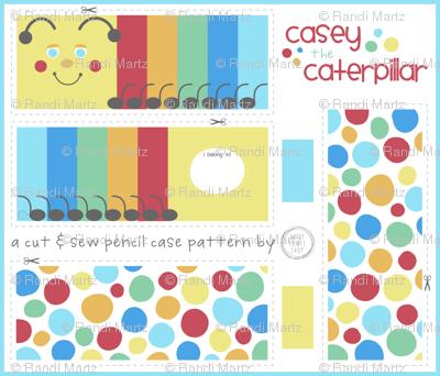Casey the Caterpillar