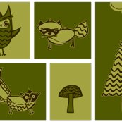 Rforest-animals-bw_shop_thumb