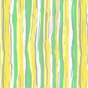 Summer Sorbet in Lemon Lime
